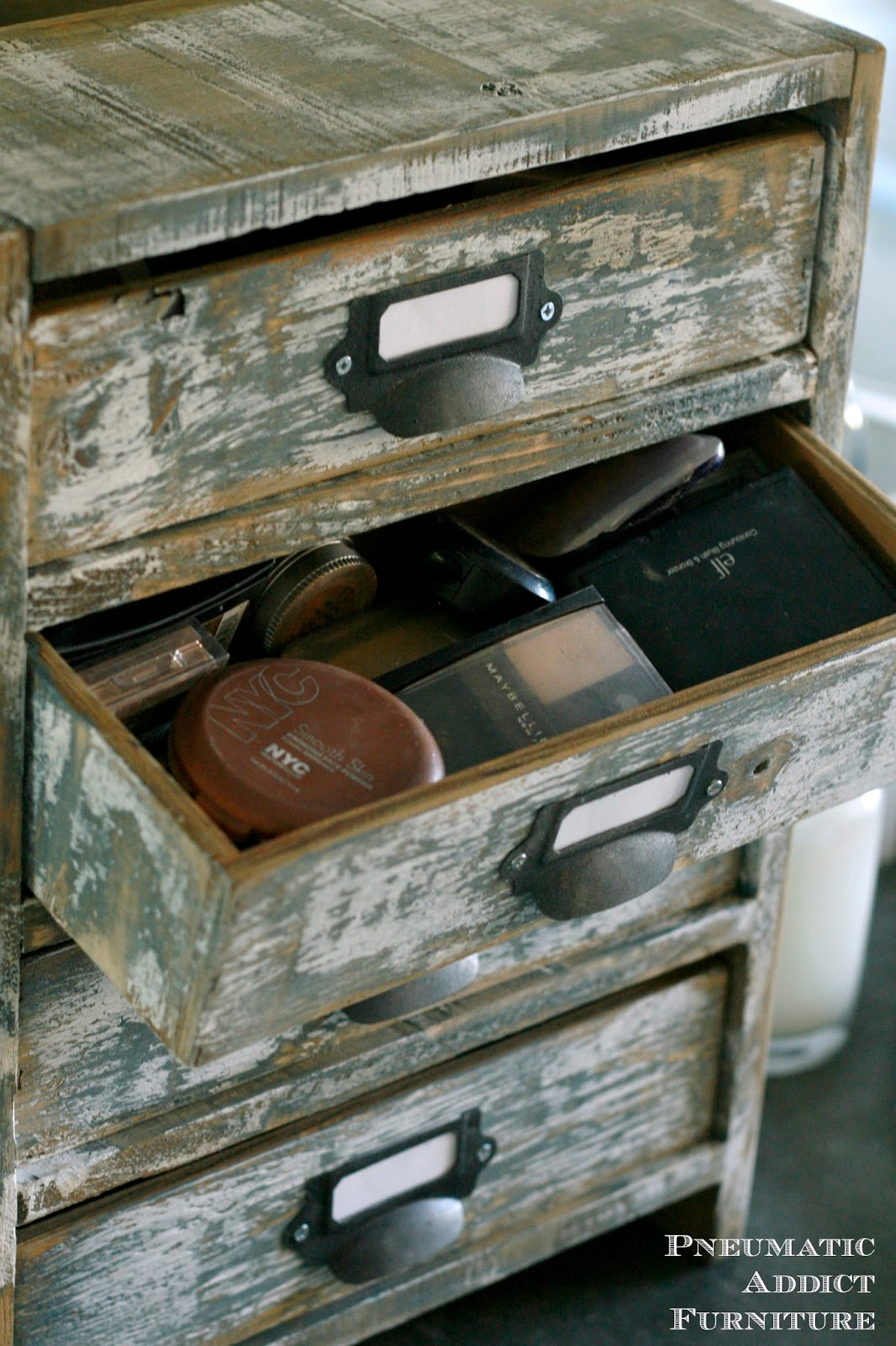 Counter-top Storage Drawer Building Plans | Pneumatic Addict