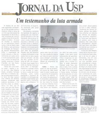 Jornal da USP - São Paulo - SP