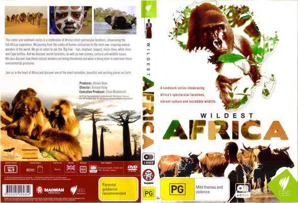 África Incomparável Madagascar DVDRip XviD Dublado wildest africa 2012