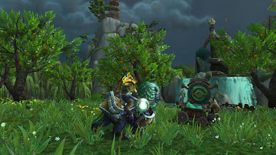 World of Warcraft 5.2
