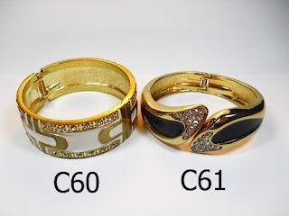gelang aksesoris wanita c60c61