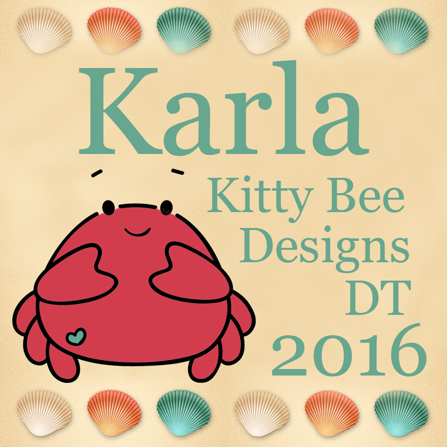 Kitty Bee Designs Digi Stamps!