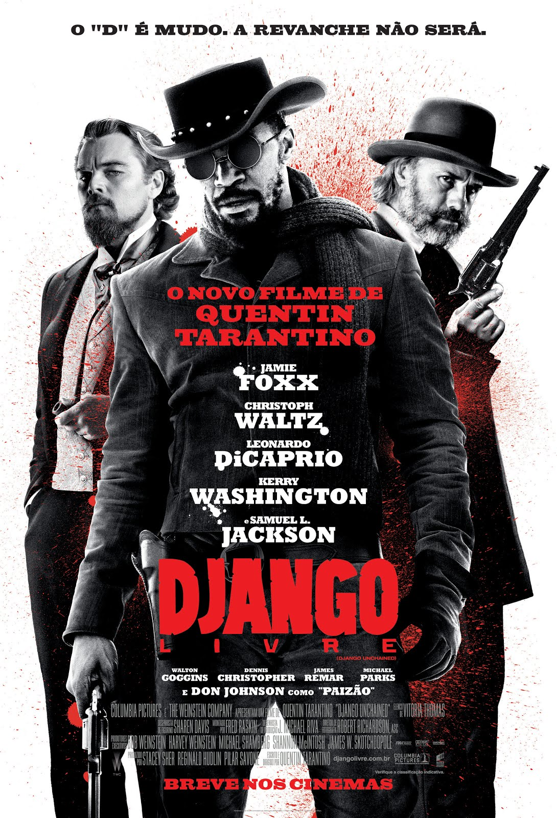 Download Django Livre [Dublado] BDRip RMVB