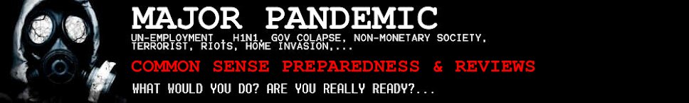 Major Pandemic - MajorPandemic.com