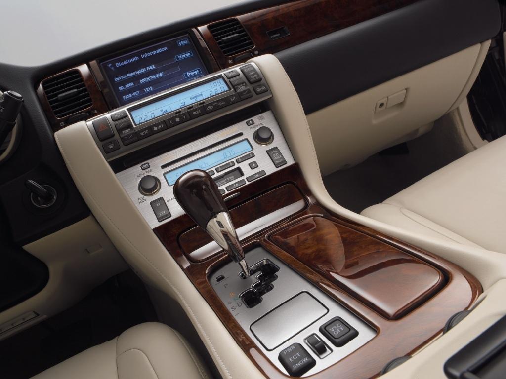 Lexus SC430, 3UZ-FE, japońskie cabrio, tuning, fotki, wewnątrz, w środku, interior, luksusowe, japońska motoryzacja