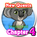 FarmVille Australia Fourth 4th (IV) Quests