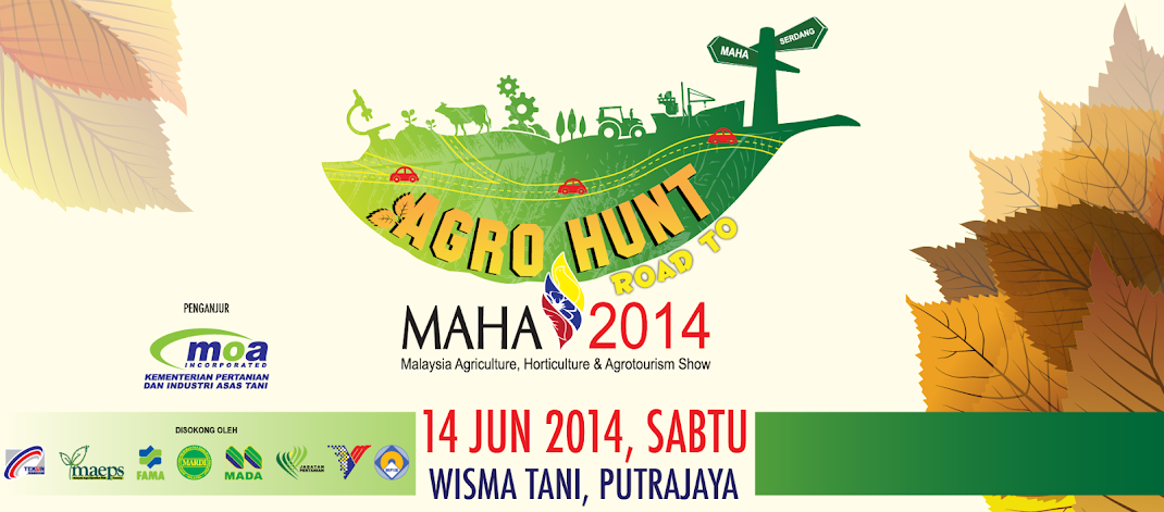 AGRO HUNT ROAD TO MAHA 2014