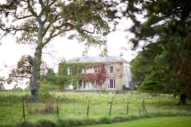 Lord Belmont In Northern Ireland Larchfield Estate