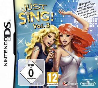 Just Sing! Volume 3