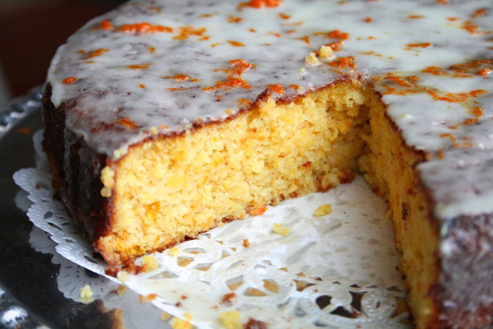 tune 'n fork: Clementine Cake