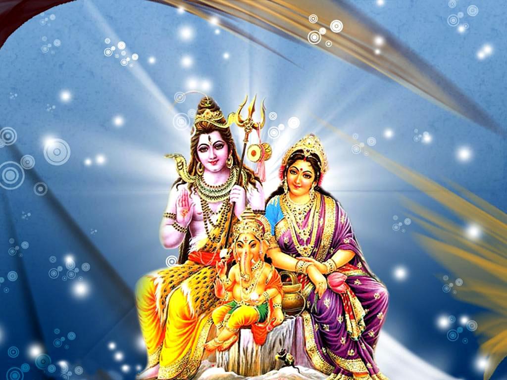 Good Wallpaper High Quality Lord Ganesha - Lord-Shiva-Parvati-Wallpapers  Image_20440.jpg
