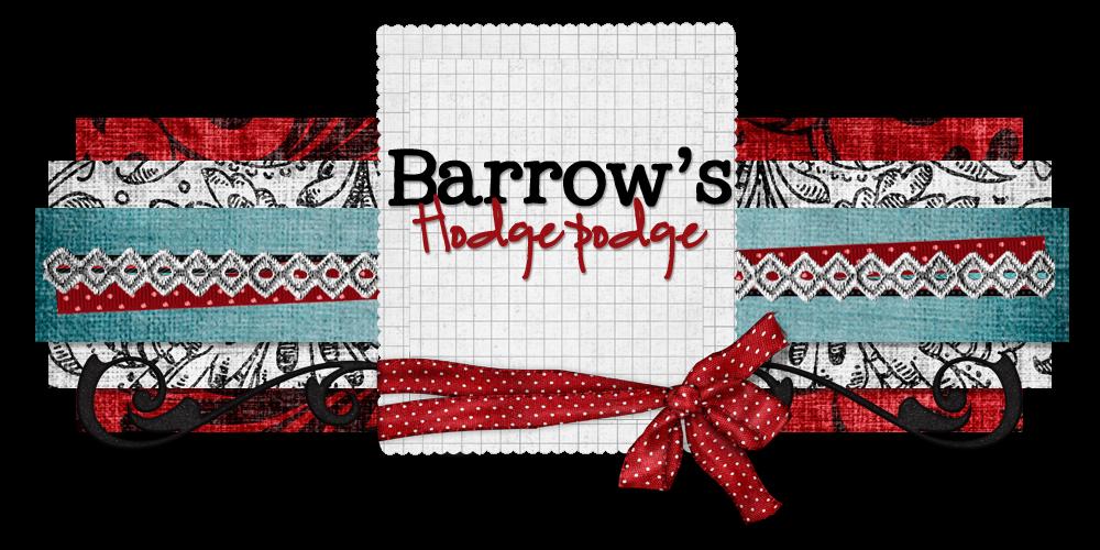 Barrow's Hodgepodge