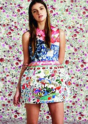 Topshop launches first collection from Mary Katrantzou