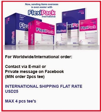 International Shipping Rate
