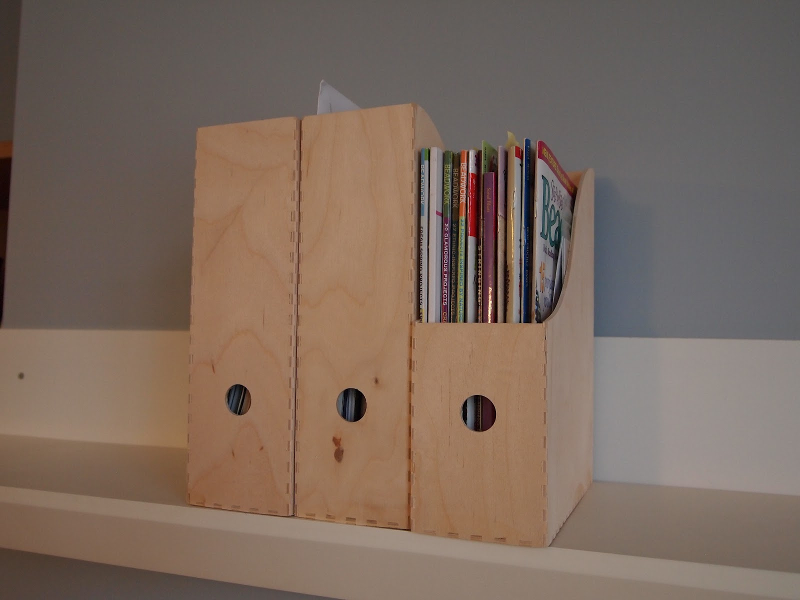 Craft Room Confidential: Magazine Holders. Full resolution  picture, nominally Width 1600 Height 1200 pixels, picture with #993239.