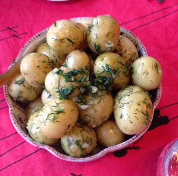 delicious potatoes go with everything