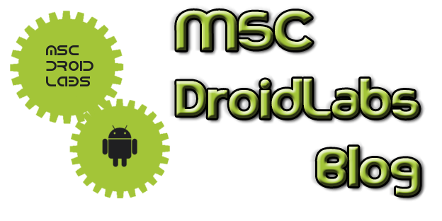 MSC Droid Labs Blog