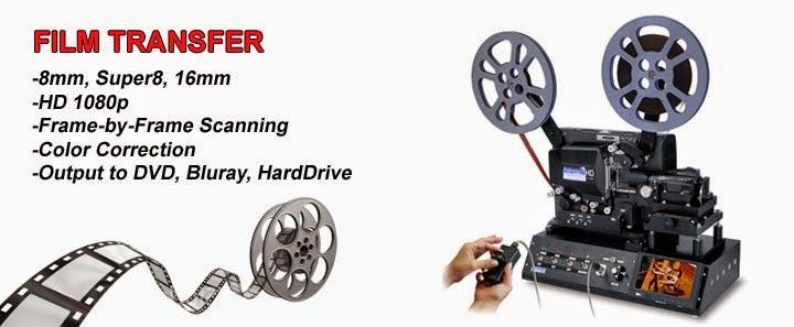 Film Transfer To Digital