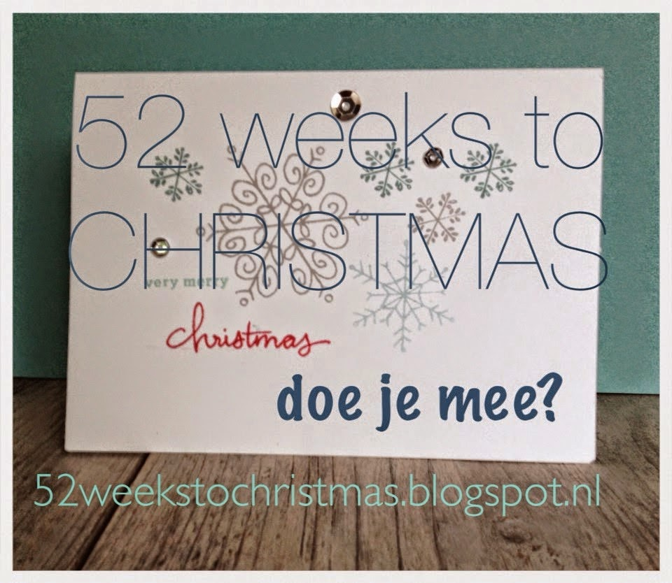 52 weeks to Christmas