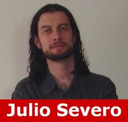 JULIO SEVERO , O PRIMEIRO EXILADO DA DITADURA GAY BRASILEIRA