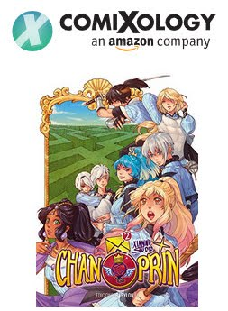 Chan Prin (digital) en Comixology
