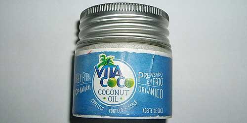 Aceite Vita Coco 100 % natural birchbox enero