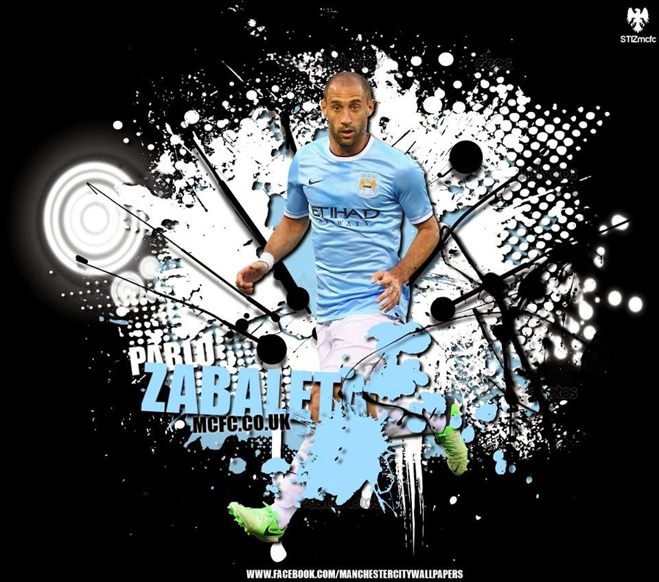 Pablo Zabaleta The Zabman Wallpaper