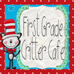 First Grade Critter Cafe