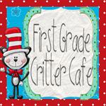 First Grade Critter Cafe
