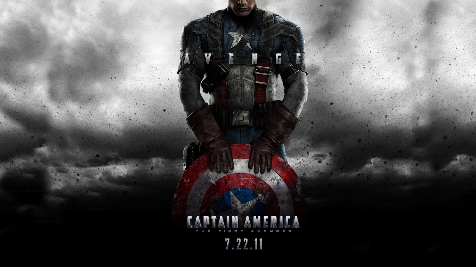 captain america new movie on Captain America 2011 Movie Wallpaper