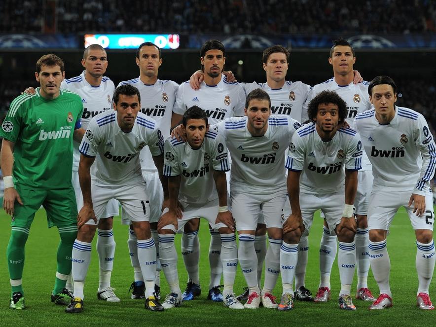 Real Madrid Football Club Posters