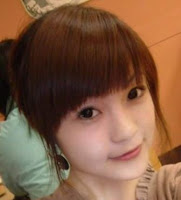 gaya rambut pendek wanita korea