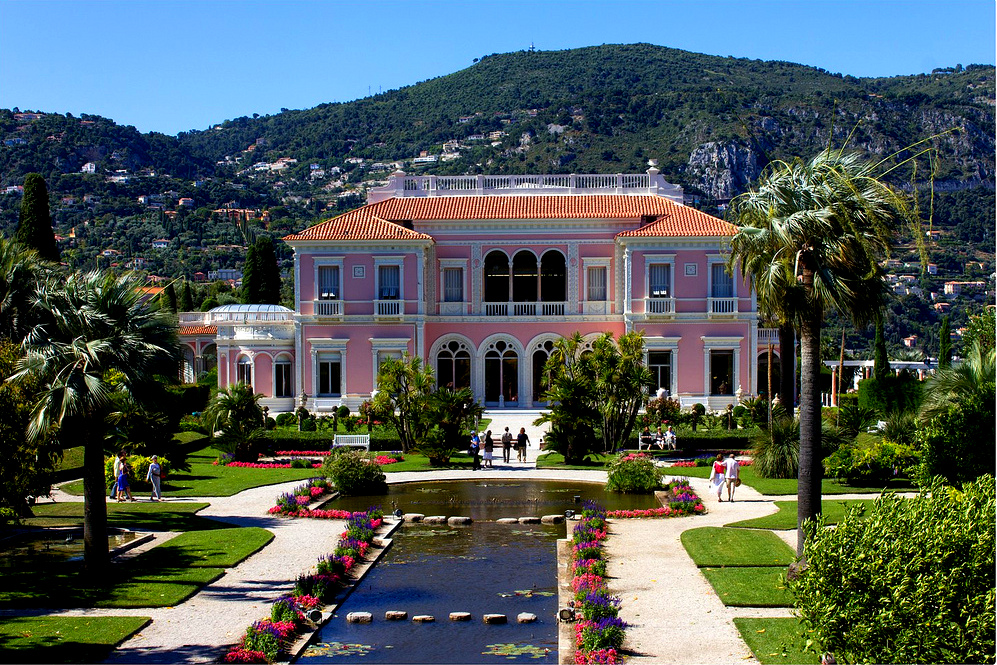 Loveisspeed Villa Ephrussi De Rothschild Is A