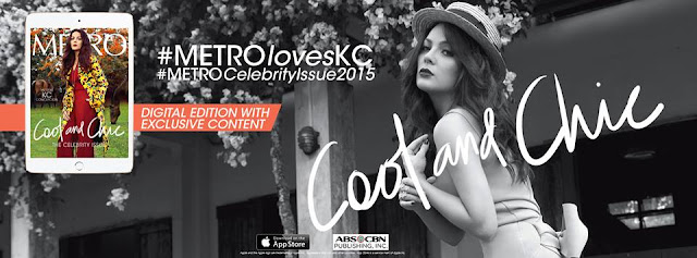 KC Concepcion Metro Magazine July 2015 Issue