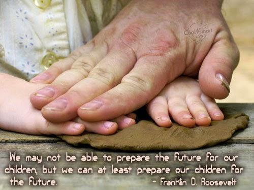 prepare the future for our children