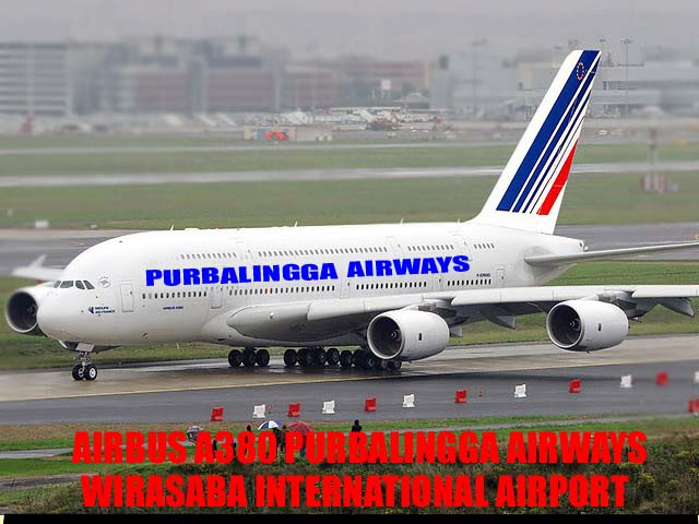PURBALINGGA AIRWAYS