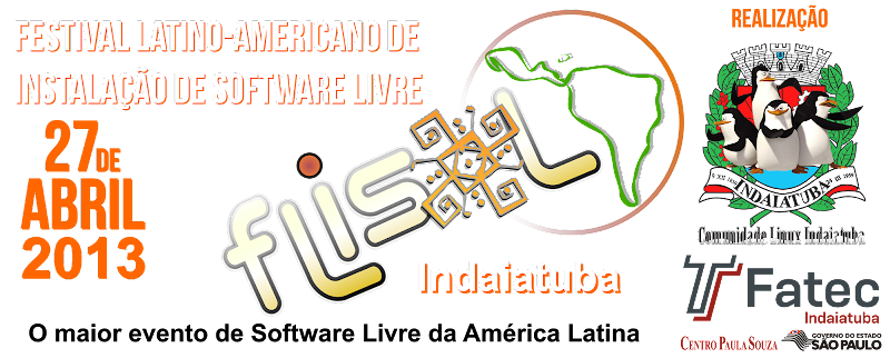 Flisol Indaiatuba