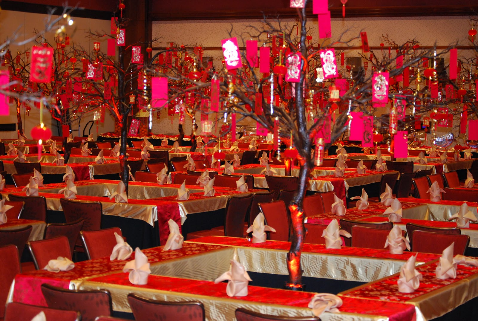 Studio b event designs chinese new years for Asian decoration ideas