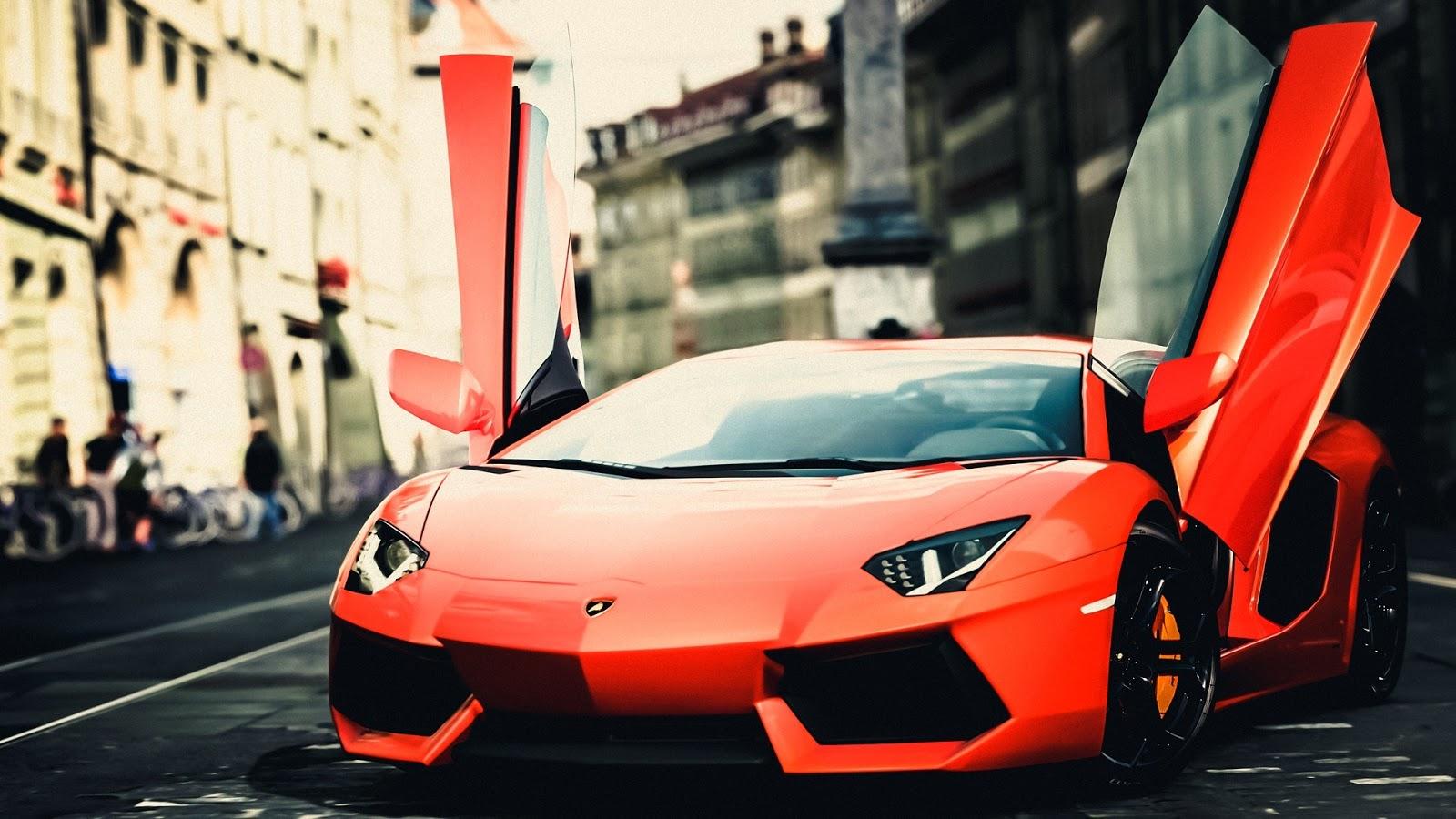 Lamborghini Pictures HD Car Background
