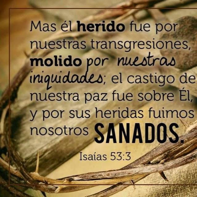 Isaías 53:33