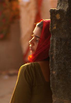 India - Festa per il tramonto a Kanyakumari