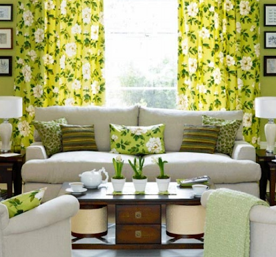 interior rumah minimalis nuansa hijau interior rumah