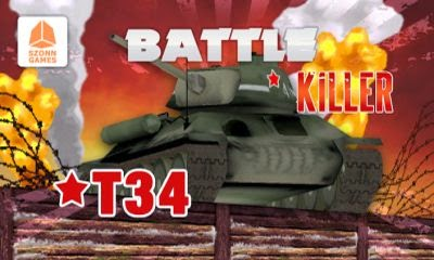 Battle Killer T34 3D apk