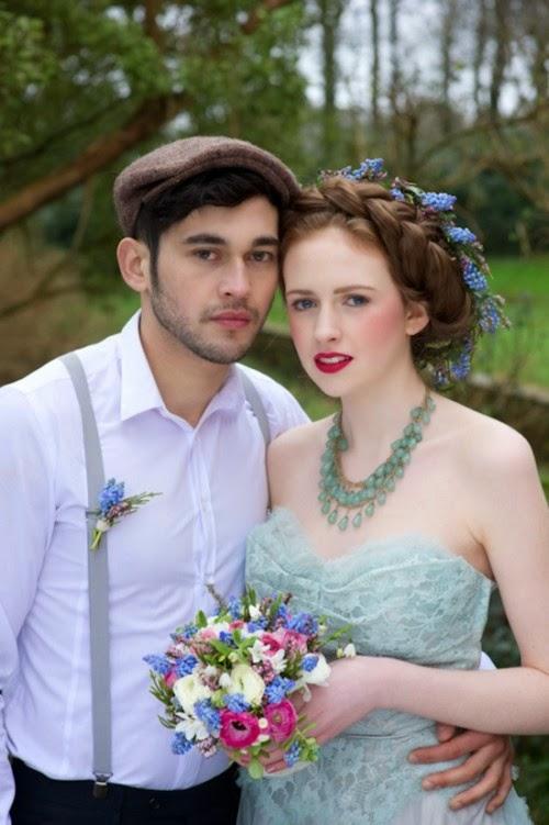 fotos de chica de kilkenny en casamiento