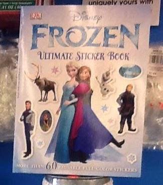 Disney Frozen - Ultimate Sticker Book