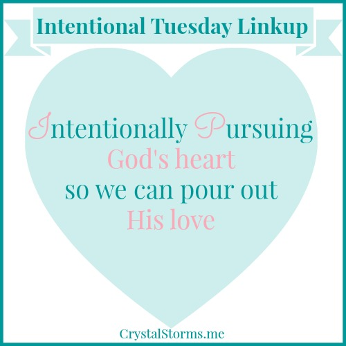 Intentional Tuesday