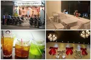 Không gian lạ với quán trà chanh My Nhan Wang, ẩm thực, địa điểm ăn uống, sài gòn ẩm thực, diemanuong365.blogspot.com