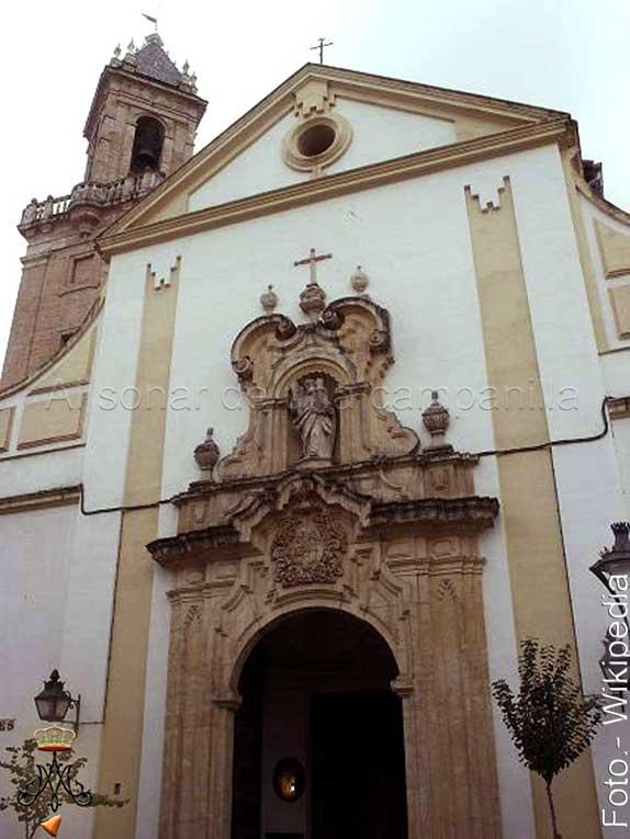 Al sonar de una campanilla: La parroquia de San Andrés ...