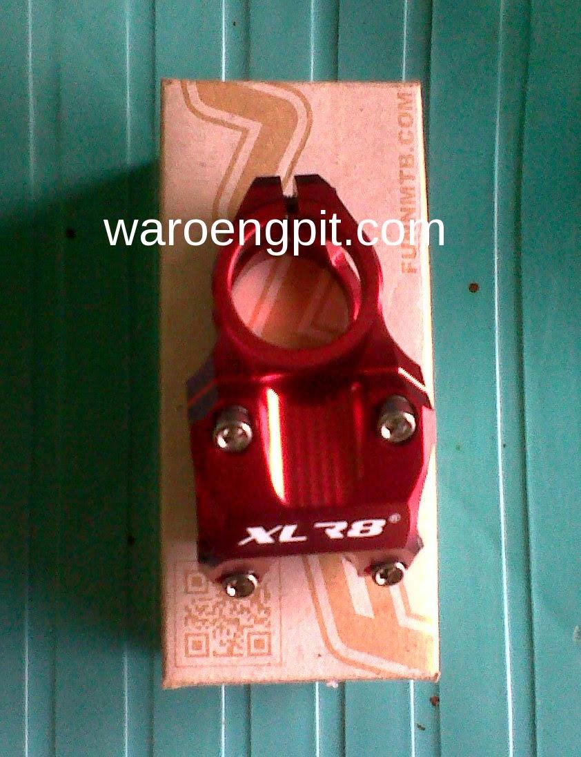 Stem Sepeda Mtb merek Xlr 8