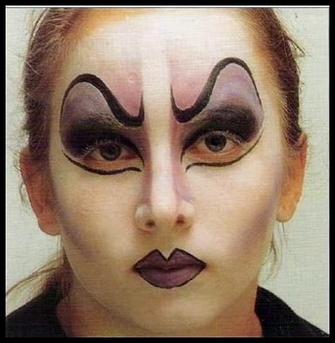 Como Maquillarse De Bruja Mala Awesome Preparacin Para Halloween
